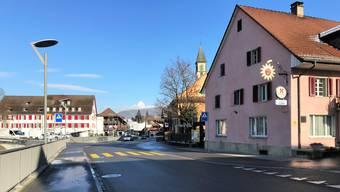 Restaurant Sonne in Niederlenz.