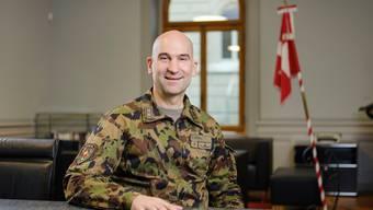 Armee-Chef Thomas Süssli bereitet die Truppe für erneute Hilfseinsätze in der Coronakrise vor.