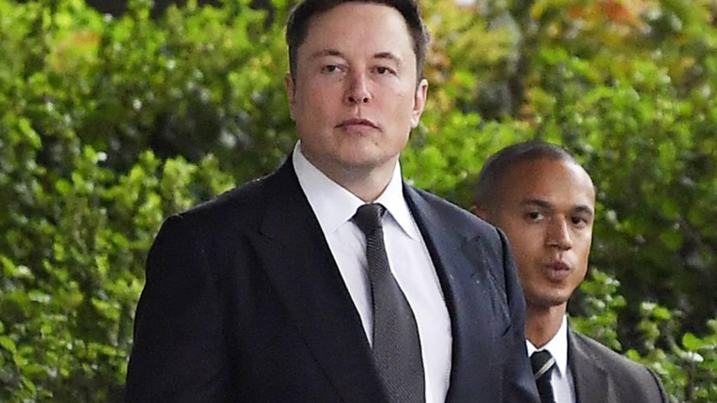 Tesla-Chef Musk vom Vorwurf der Verleumdung freigesprochen