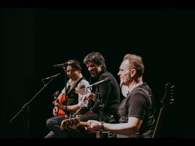 Pasquale Aleardi & Die Phonauten live in Berlin