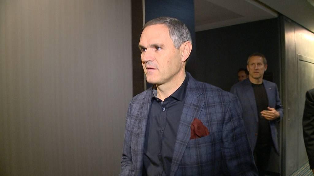 Pierluigi Tami ist der erste Nati-Manager
