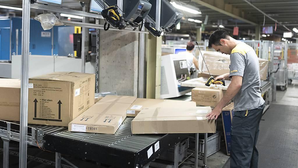 Post verzeichnet Gewinnrückgang in den ersten drei Quartalen