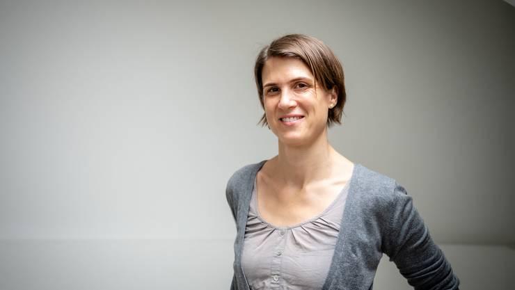 Sandra Sooder ist Fachpsychologin für Psychotherapie.