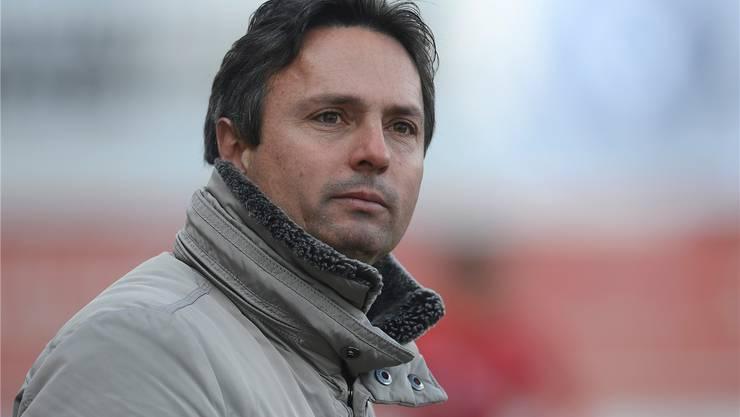 «Das Beste für uns ist das Resultat», sagte Wohlens Trainer David Sesa. AWA