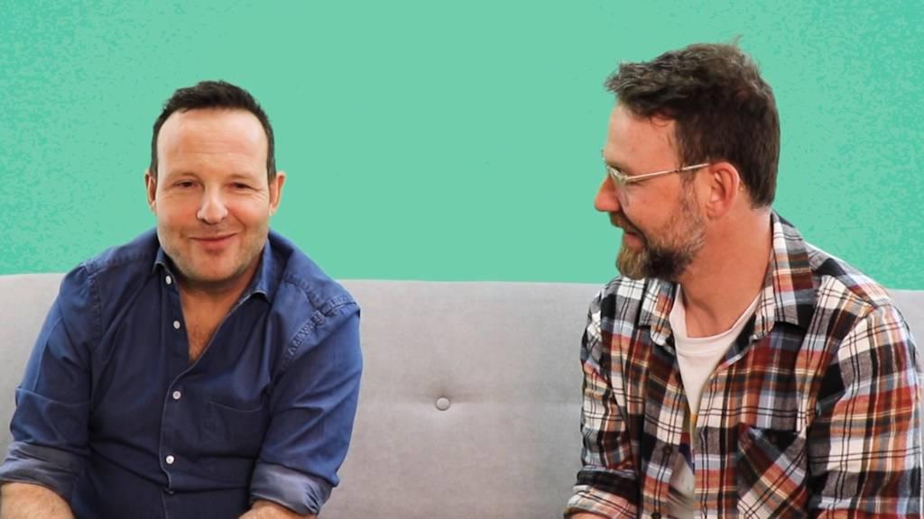 Nick Hartmann und Claudio Zuccholini stellen sich in neuer Sendung diversen Herausforderungen