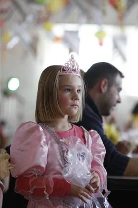 Auch eine Prinzessin war da