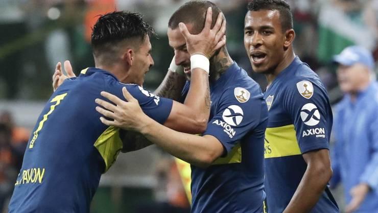 Die Boca Juniors treffen im Final der Copa Libertadores auf den Erzrivalen River Plate