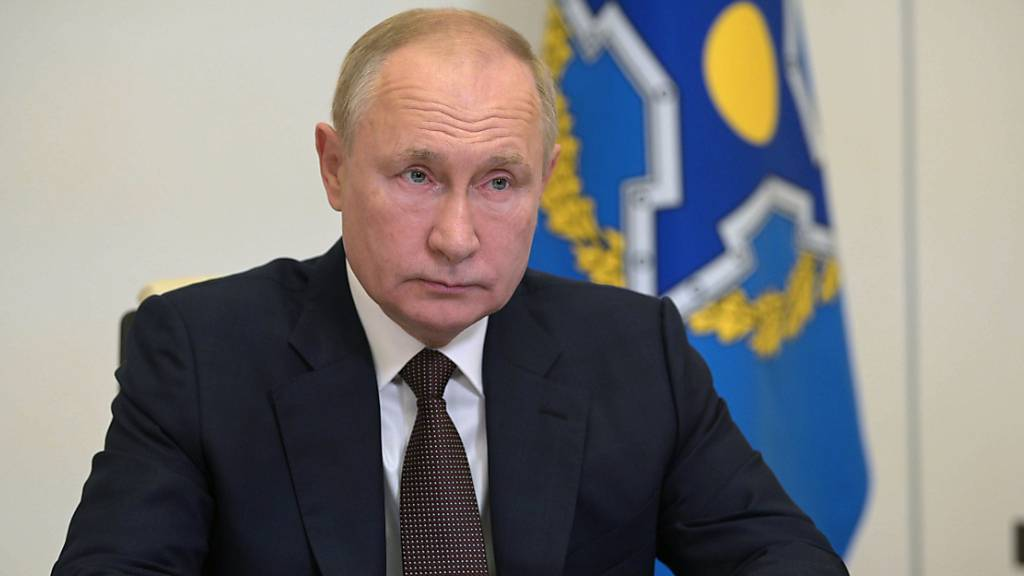 Putin: «Einige Dutzend» Corona-Fälle in persönlichem Umfeld