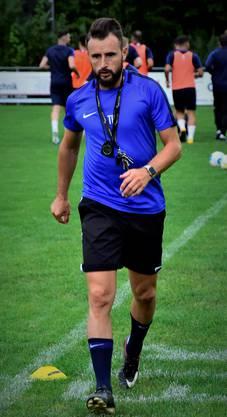 Der Koblenz-Trainer kann mit der Vorrunde seiner Mannschaft zufrieden sein.