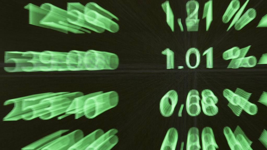 Die Börse hat der Coronakrise getrotzt. (Archivbild)