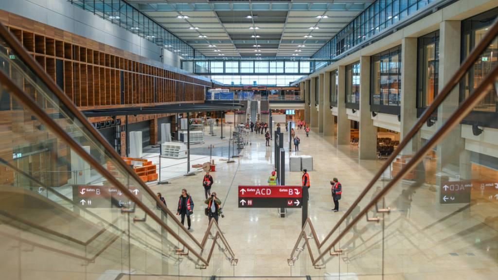 Berliner Flughafen BER soll am 31. Oktober 2020 öffnen