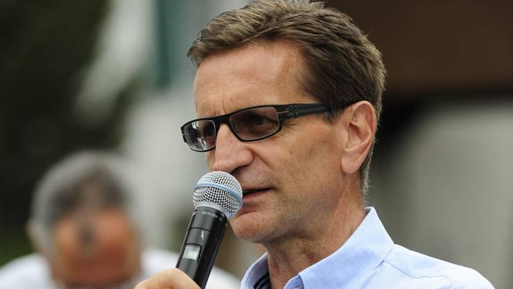 Christian Baumann, Gemeindeammann von Zufikon