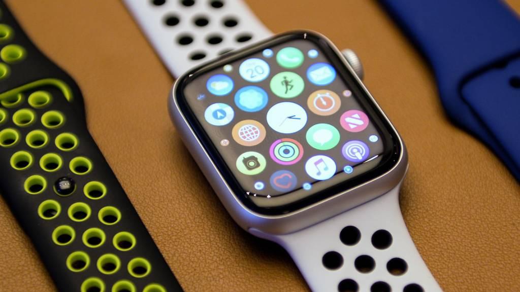 Kann künftig den Sauerstoff-Gehalt des Blutes messen: Apple Watch der Serie 6. (Symbolbild)