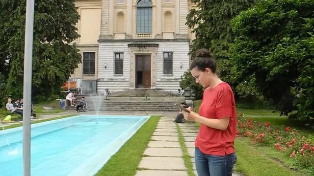Mit der App Drallo in Solothurn auf Stadtrundgang: Wir gehen auf die «11-Tour»
