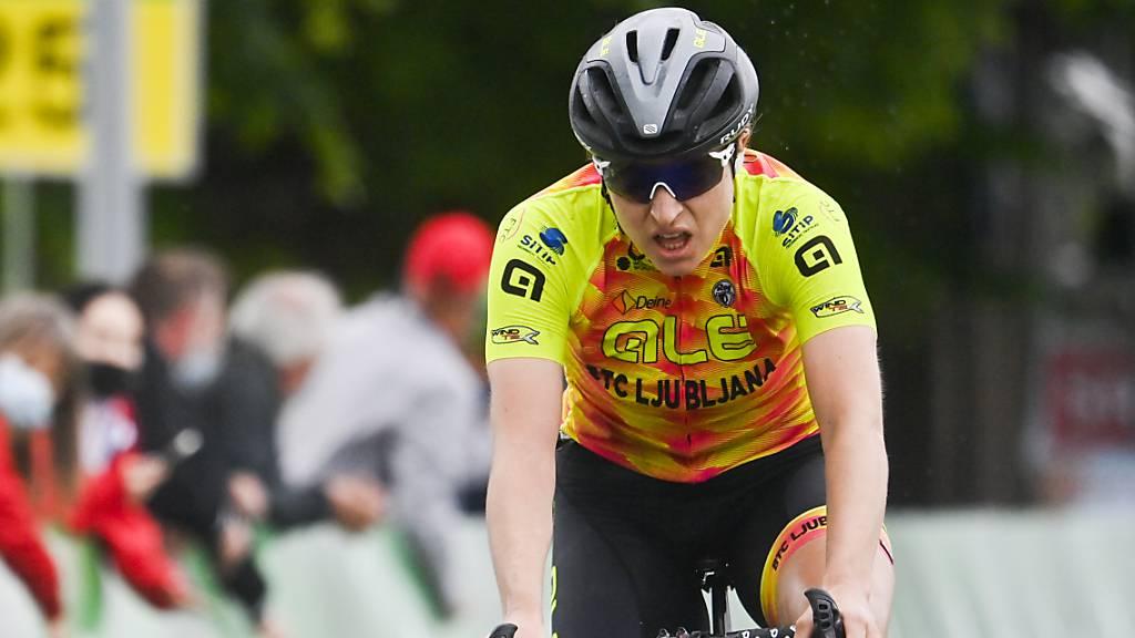 Marlen Reusser verliert Leadertrikot