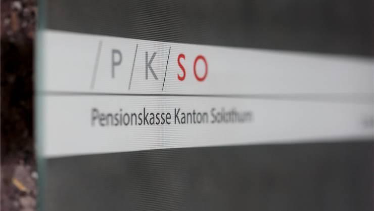 Die Pensionskasse Kanton Solothurn gibt sich kämpferisch: