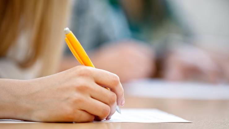 Die Eignungstests setzen in der Regel den Schulstoff der zweiten Sekundarschule voraus.