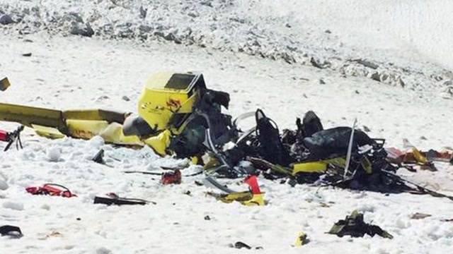 Nach dem tödlichen Helikopter-Absturz in Lauterbrunnen