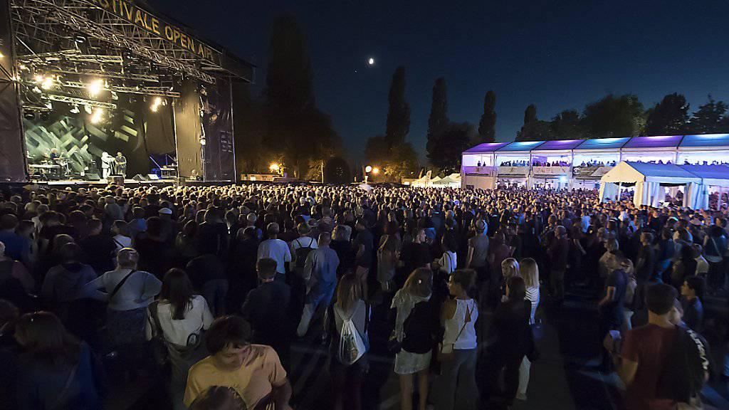 Musikfestivals wollen mehr Frauen