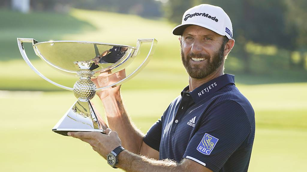 15-Millionen-Jackpot für Dustin Johnson