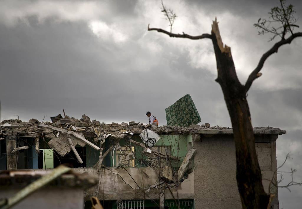 Tornado Kuba (© Keystone)