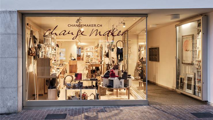 Bald auch in Baden: Changemaker gibt es schon in sieben Schweizer Städten.HO