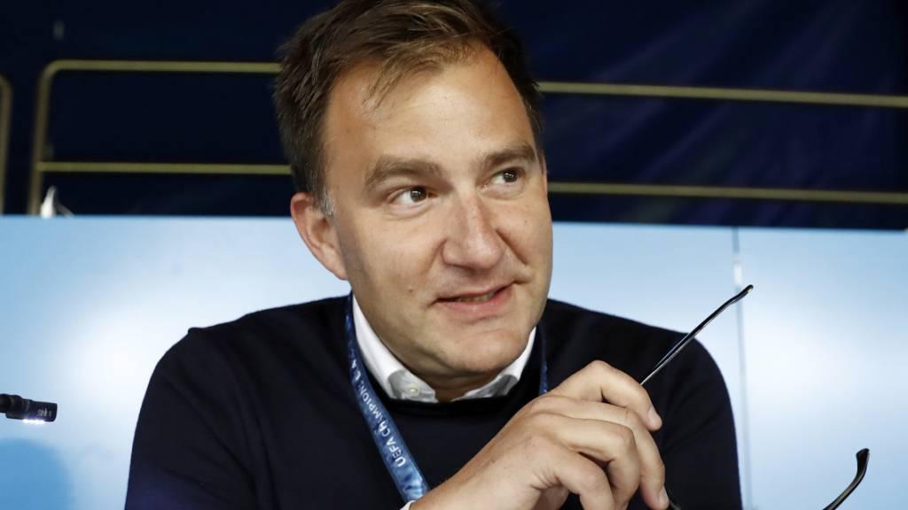 SRG verlängert TV-Vertrag mit der UEFA