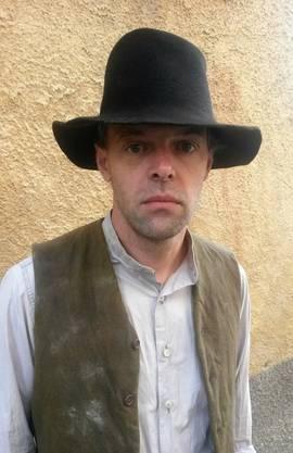Rolf Maurer als Bauer im «Heidi»-Film.