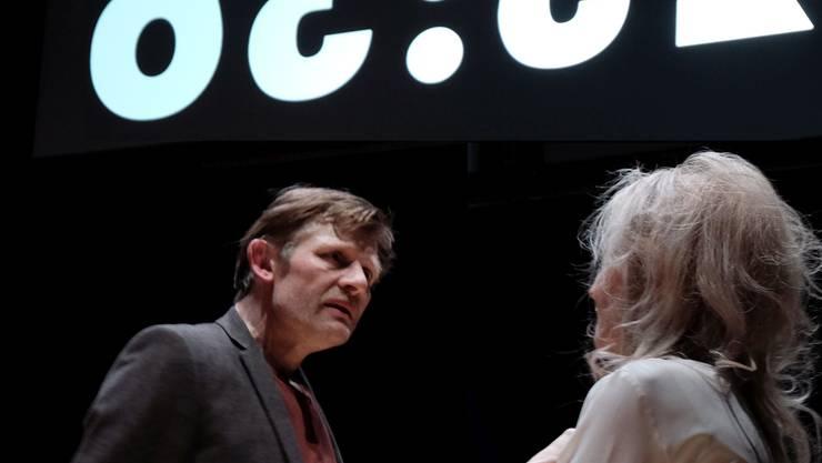 Marcus Signer spielt in Daniel Kehlmanns Stück «Heilig Abend» am Neuen Theater Dornach.