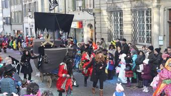 Kinderumzug in Solothurn 2015