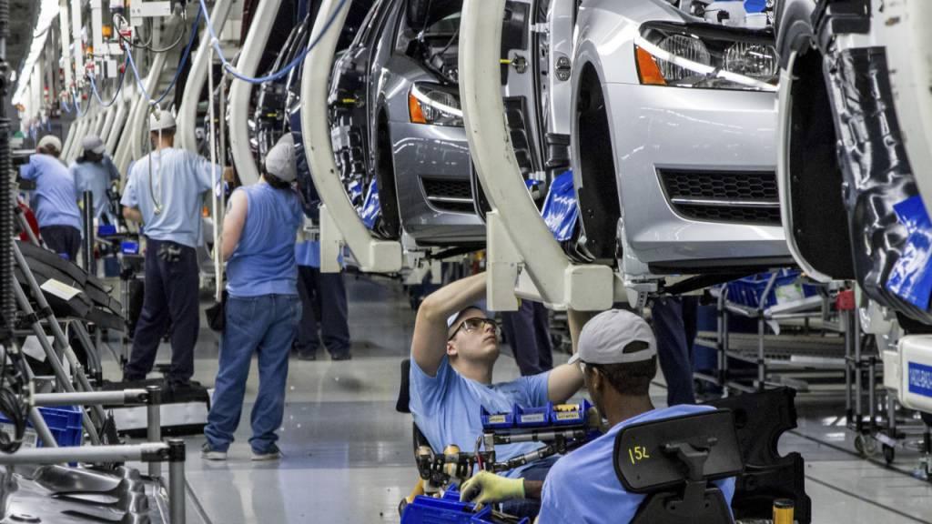 Europas Autobranche erwartet 2020 Absatzeinbruch um ein Viertel