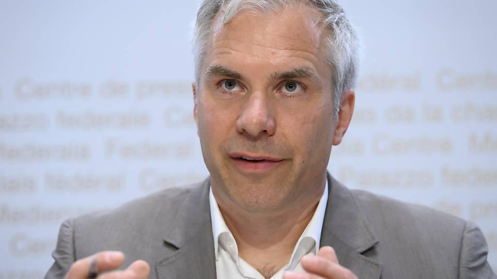 Bis zu 400'000 Ansteckungen bisher in der Schweiz