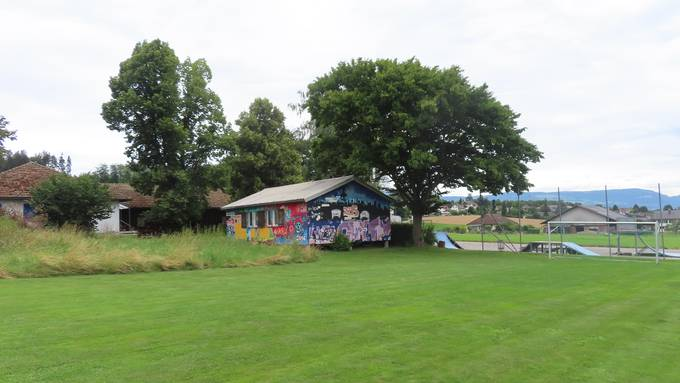 Umbau Jugendtreff / Schützenhaus Biberist