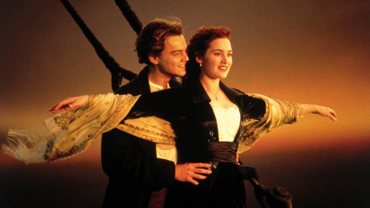 """Der Film """"Titanic"""" erhielt 1997 ganze 11 Oscars. (© Keystone)"""