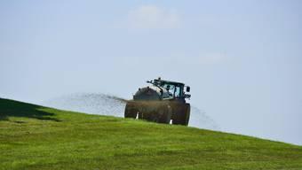 Bauern werden mit der Industrialisierung immer mehr zu Einzelkämpfern. (Symbolbild)