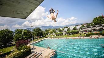 Die Badi Solothurn erlebte mit über 160 000 Gästen einen lukrativen Sommer.