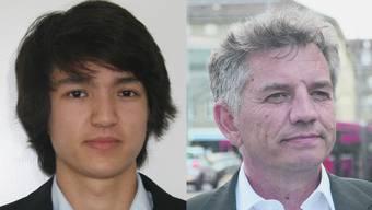 Tim Voser obsiegte, Marc Friedrich unterlag: Beim Geldspielgesetz setzten sich die Jungfreisinnigen gegen ihre Mutterpartei durch.