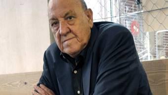 Javier Tomeo ist tot (Bild aus dem Jahr 2012)
