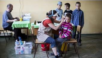 Das neue Zentrum soll die Kindermedizin auch in ärmeren Gegenden (im Bild Rumänien) fördern.