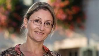 Sibylle Lüthi, Gemeindepräsidentin und Ortsbürgerin von Kaiseraugst