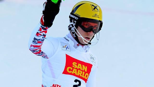 Fünfter Weltcupsieg für Marcel Hirscher