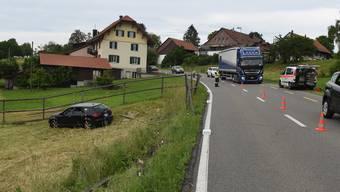 Bülach Unfall