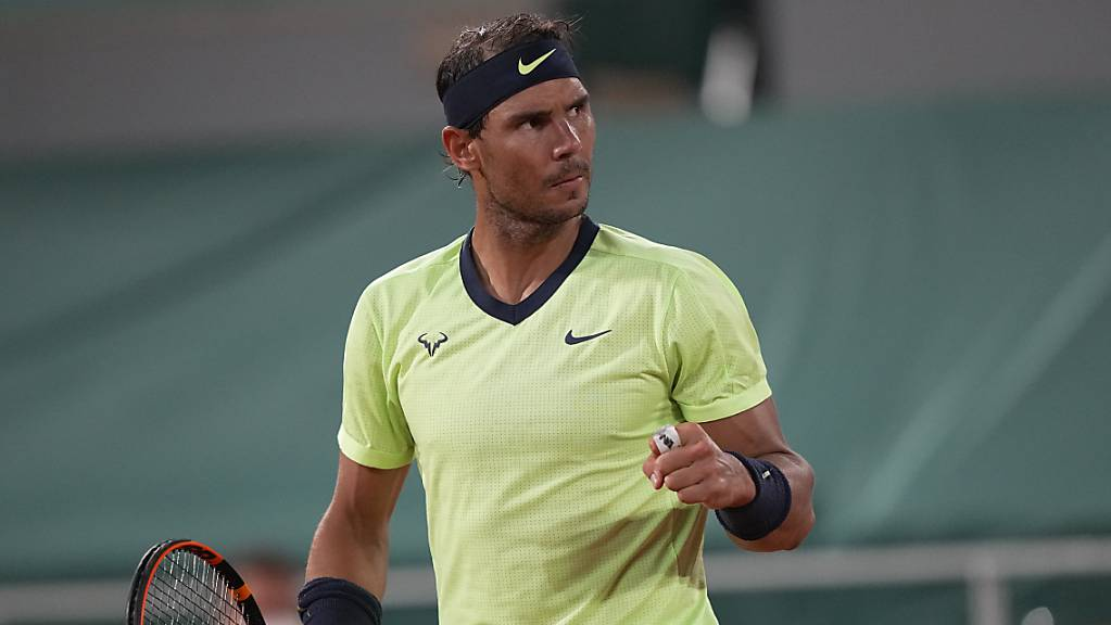 Rafael Nadal siegte zum 17. Mal gegen Richard Gasquet