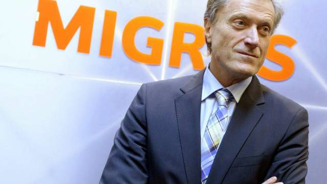 Migros-CEO Herbert Bolliger (Archiv)