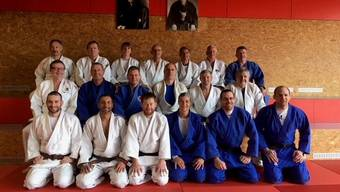 Am 14. April fand das dritte nationale «Master»-Training im Dojo des JC Avenches statt.