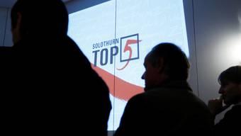 An einer Parteiversammlung in Biberist spricht sich die SP für das Projekt aus. (Symbolbild)
