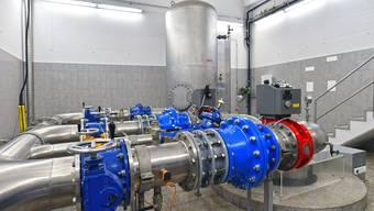 Bei vielen Solothurner Wasserversorgungen (Bild: Grundwasserpumpwerk Gheid in Olten) ergaben Messungen zu hohe Pestizidrückstände.