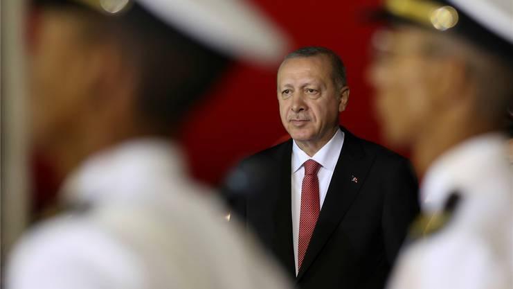 Der türkische Präsident Recep Tayyip Erdogan: Seine Regierung verweigert einigen deutschen Journalisten die Akkreditierung – darunter Thomas Seibert.