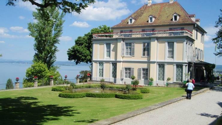BLF beim Schloss Arenenberg