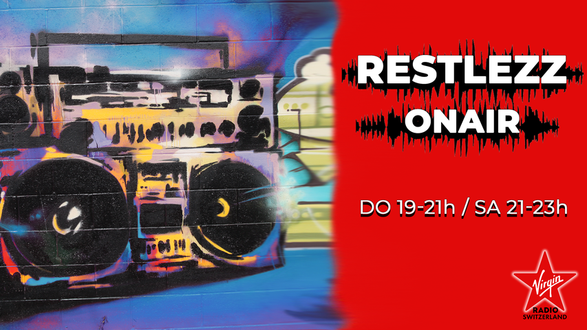 RESTLEZZ OnAir by Virgin Radio